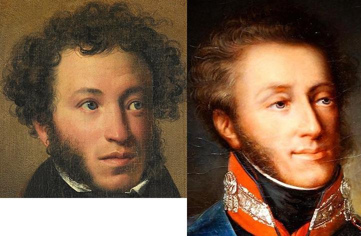 Пушкин и Людовик XIX
