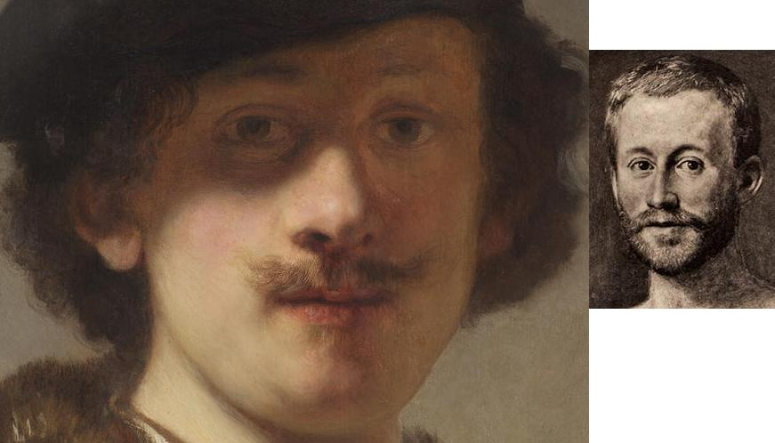 Рембрандт и Лангбен 1