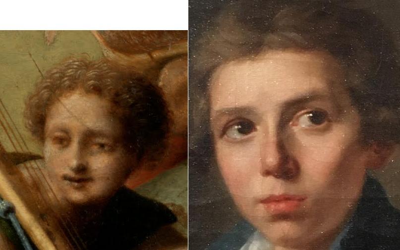 Пьеро ди Козимо и Жак Луи Давид 1