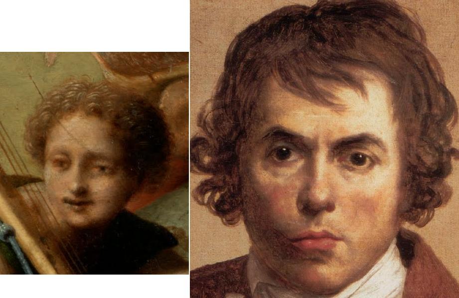 Пьеро ди Козимо и Жак Луи Давид 2