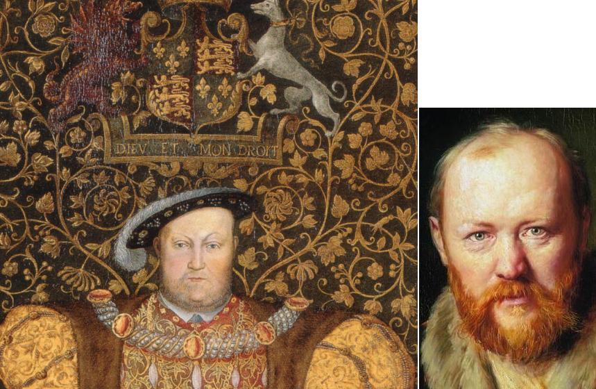 Генрих VIII и Островский