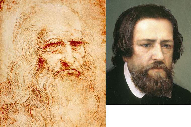 Леонардо и Иванов