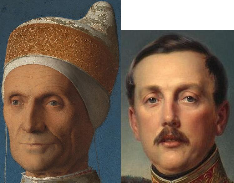 Лоредано и Суворов