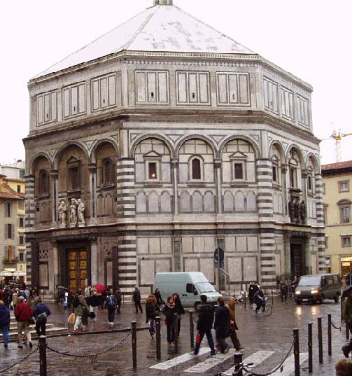 Baptisteriet