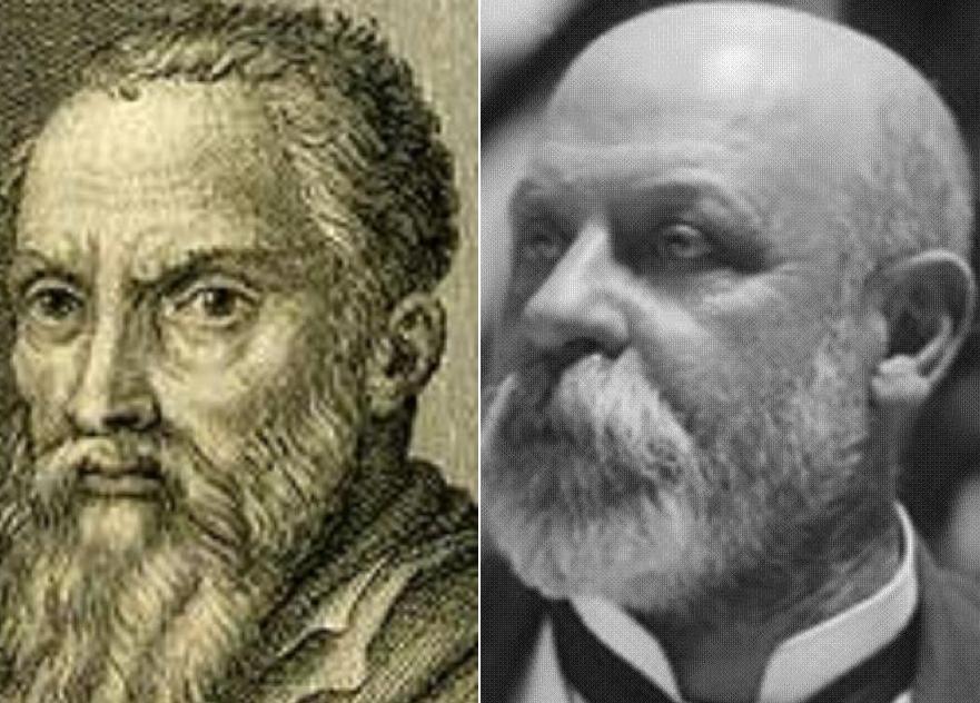 Сангалло и Пьячентини 1