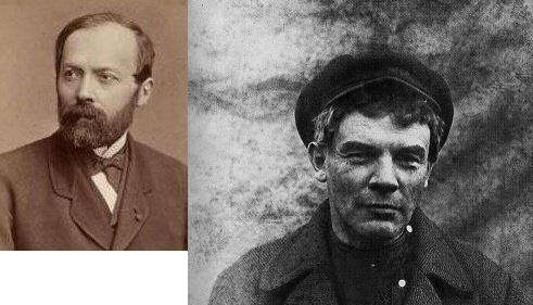 Эжен Бонту и Ленин