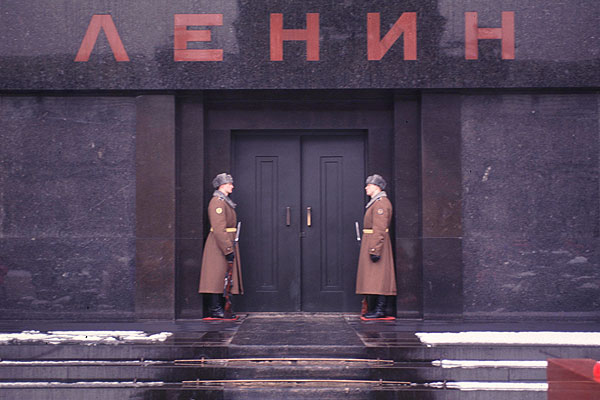 23 года назад. Отмена поста № 1. Из истории российской декоммунизации