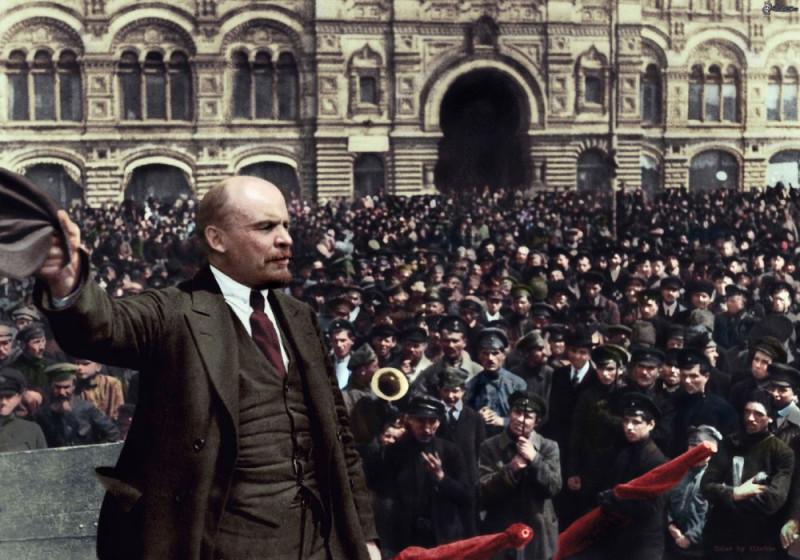 """100 лет Революции. """"Диктатура кепки"""""""
