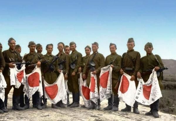 Ко Дню Победы над Японией