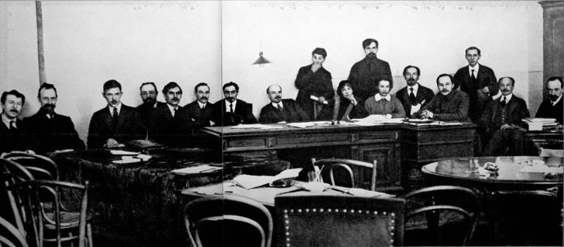 100 лет назад. Об одном споре большевиков и левых эсеров