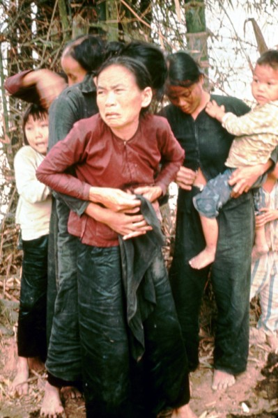 50 лет назад. Деревня Сонгми