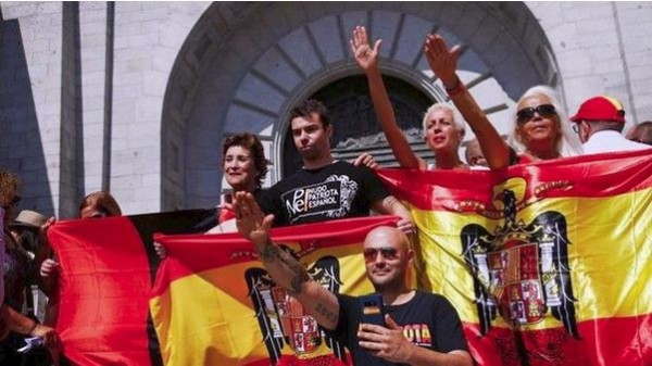 Фашисты в современной Испании