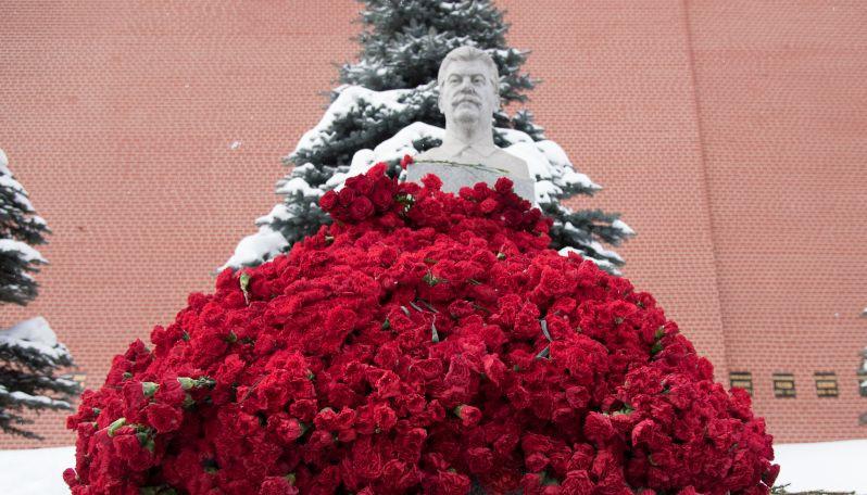 Вокруг могилы Сталина