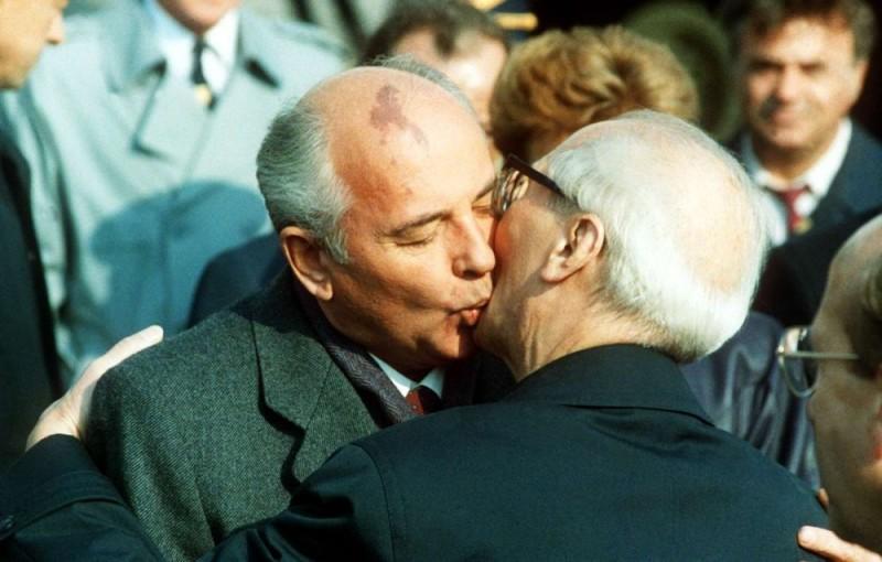 К годовщине избрания М. С. Горбачёва