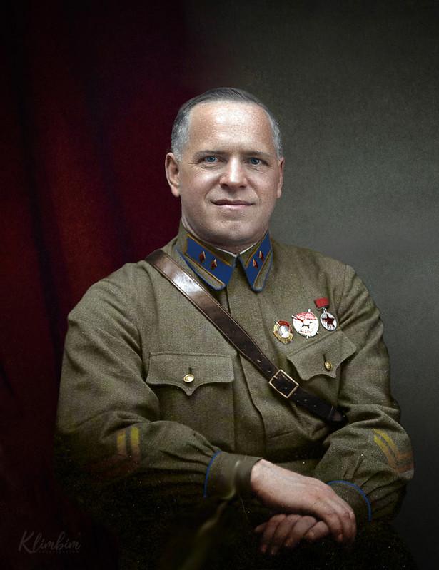 45 лет назад. Маршал Жуков