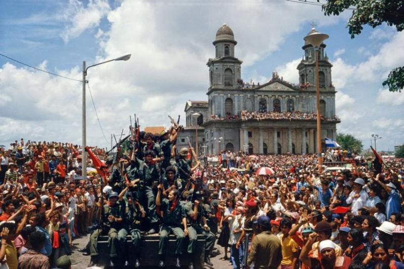 40 лет победы Сандинистской революции