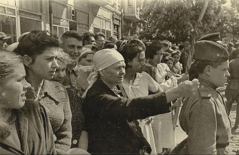 75 лет назад. Парад пленных в Киеве