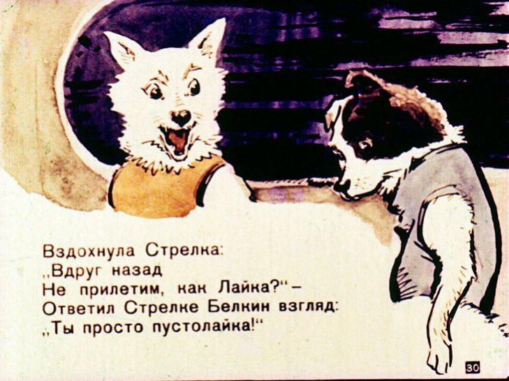 19 августа 1960. Белка и Стрелка