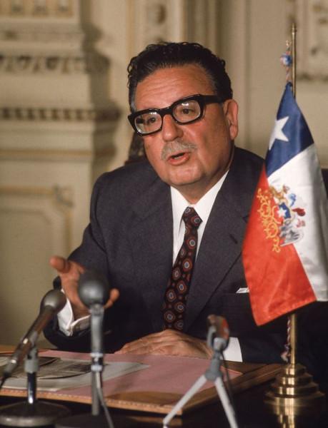 11 сентября 1973. Президент, который не убегал Альенде, Сальвадора, Пиночет, сентября, Кукла, права, Аугусто, генерал, будет, власти, страны, уверен, президент, достойный, ЛаМонеда, только, трусы, Бовина, когда, дворец