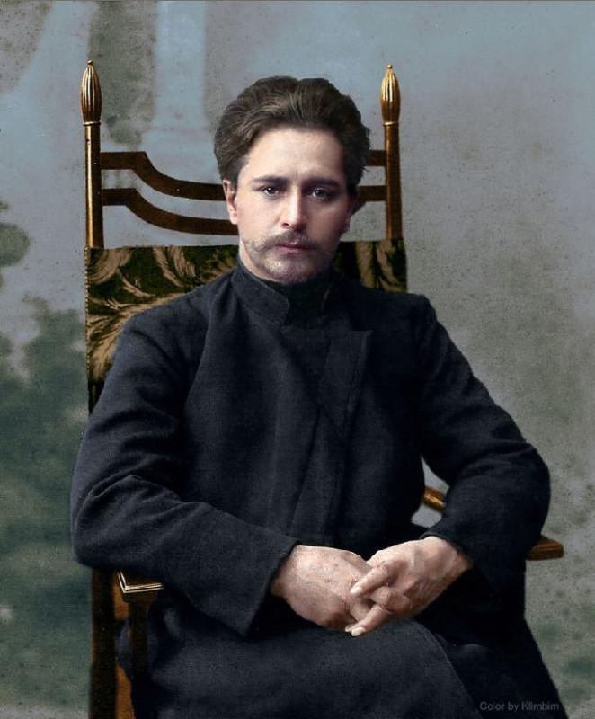 100 лет назад. Леонид Андреев