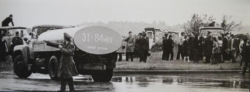 45 лет назад. Бульдозерная выставка