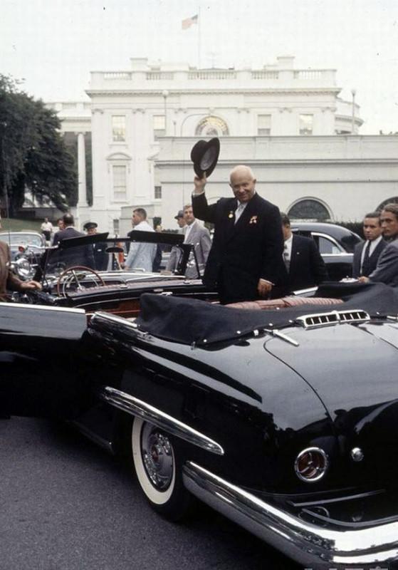 """60 лет назад. """"Хрущёва вам не переспорить!"""""""