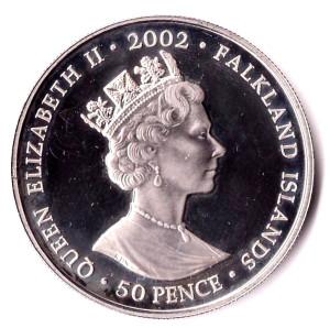 Folklendskie ostrova 2002 god moneta 50 pence(1)