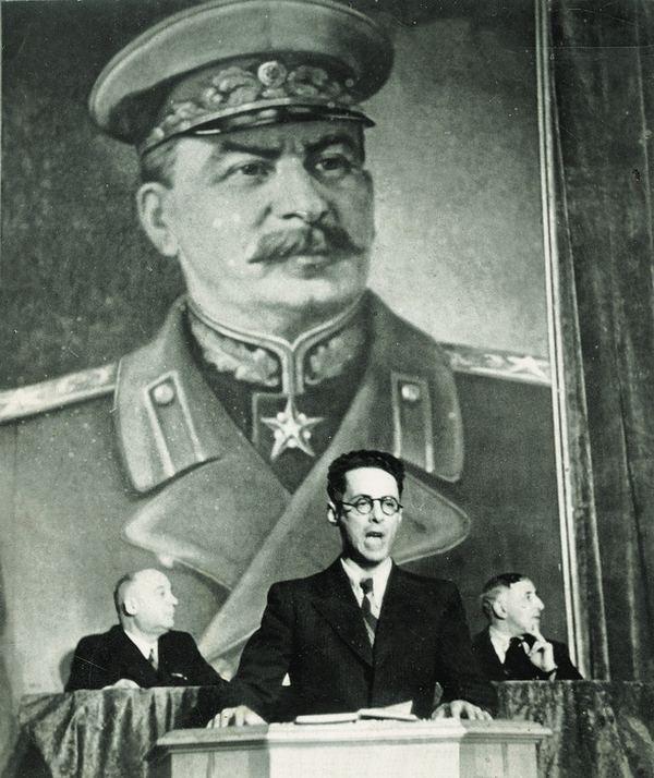 """105 лет назад. Человек, бывший """"голосом Сталина"""""""