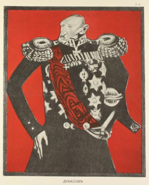 Борис Кустодиев как художник Революции