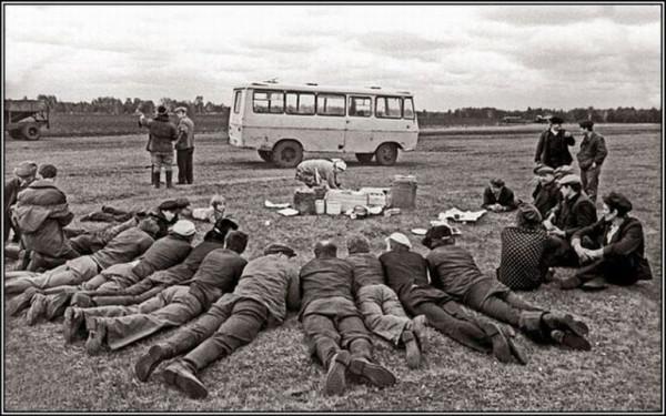Советские учёные на картошке: за и и против