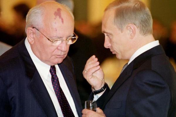 Мина Горбачёва для Путина или Когда завершится путинская эпоха?