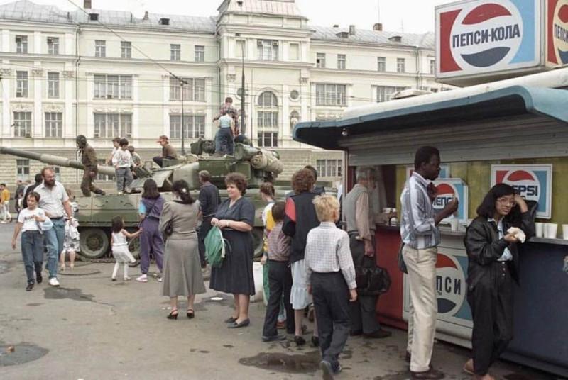 Мгновения истории. 1917—1992