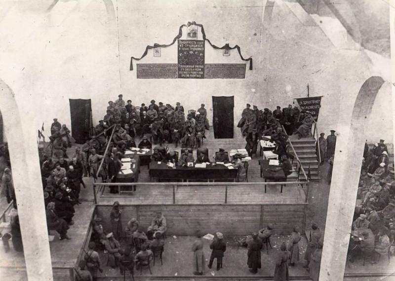 100 лет назад. Суд над правительством Колчака