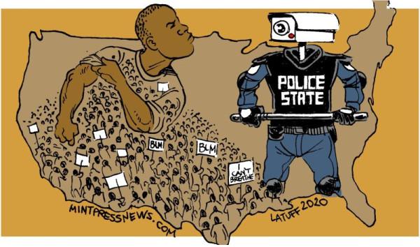 Заявление 29 компартий о протестах в США