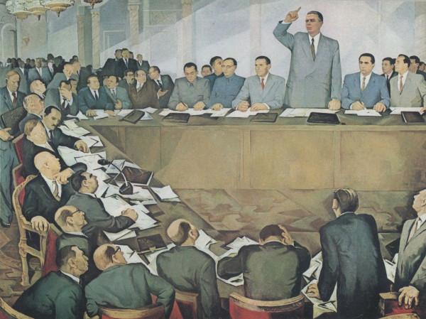 60 лет назад. Ходжа против Хрущёва