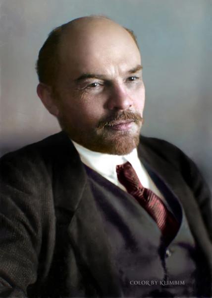 Ленин и старушка, или Ильич глазами либеральной печати