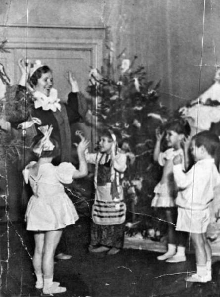 013elka_Детский сад 1936 г.