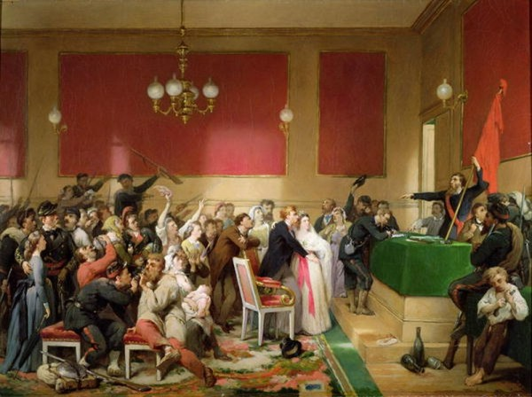 A-Wedding-under-the-Commune-of-Paris-of-1871-xx-Paul-Felix-Guerie