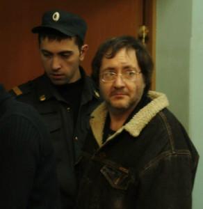 Russian anarchist Ilya Romanov