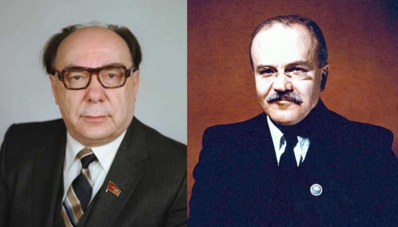 Молотов и Яковлев (из истории советской политической жизни 70-х)