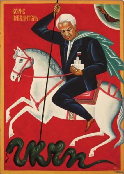 Выполнили ли свои лозунги большевики и антикоммунисты?
