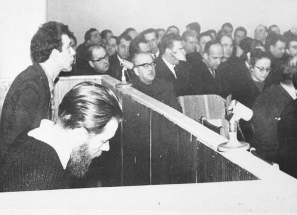 К годовщине одного ареста, или Развилка истории 13 сентября 1965