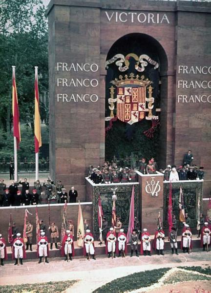 80 лет назад. Парад временной победы