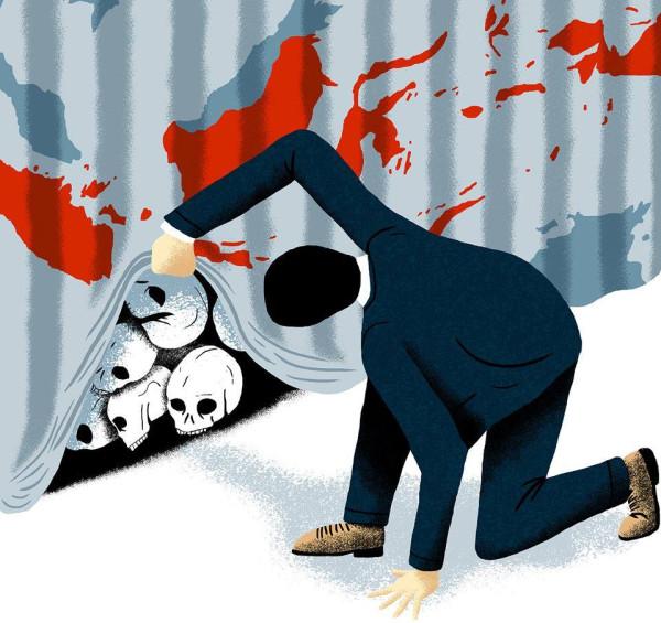 Почему молчат о Джакартской резне?