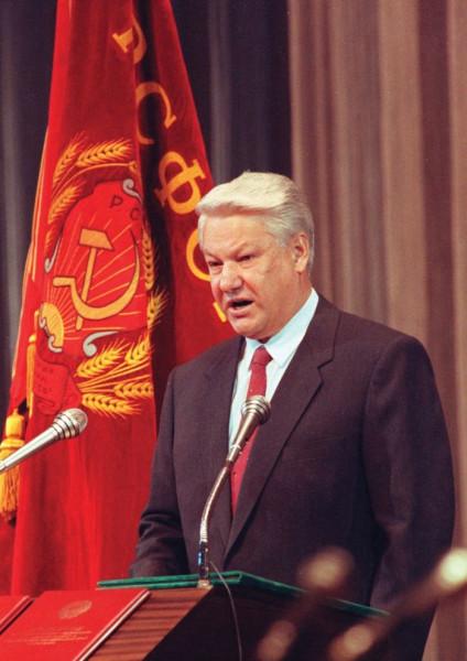 К юбилею. Ельцин и его эпоха в фотографиях
