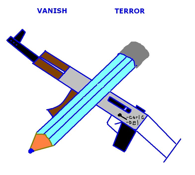 VANISH TERROR