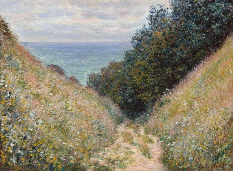 claude-monet-route-a-la-cavee