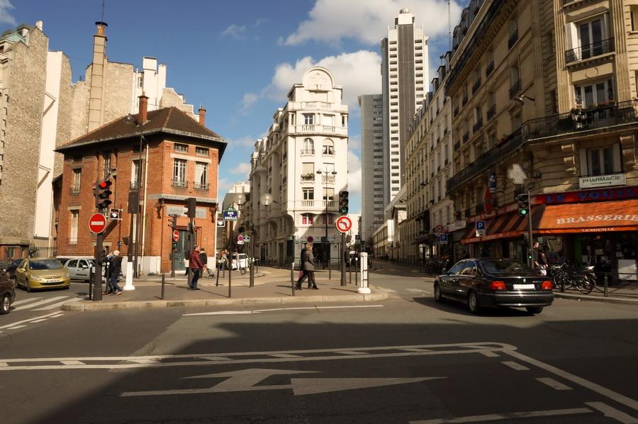 на улице Vouille 1 izm