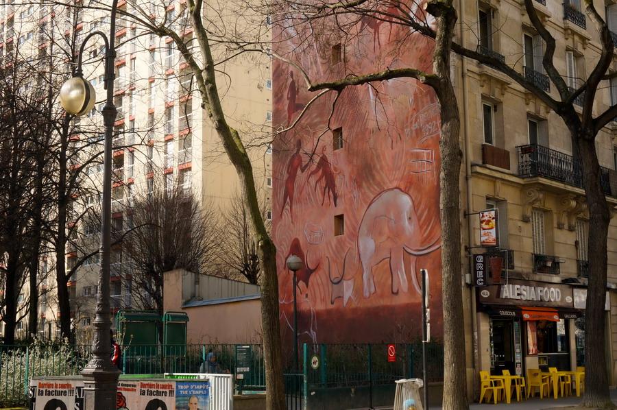 на улице Vouille 2 izm