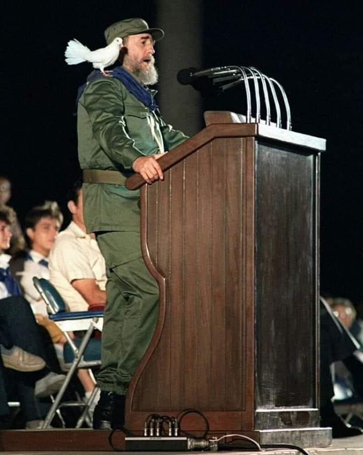 Чего у Фиделя Кастро было не отнять – так это его харизмы